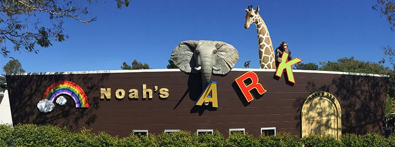 Noah's Ark at King's Early Learning