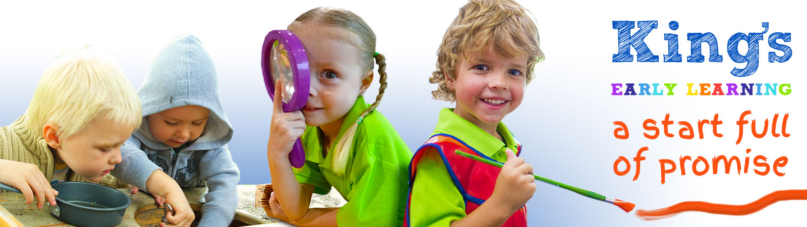 King's Early Learning - a start full of promixe