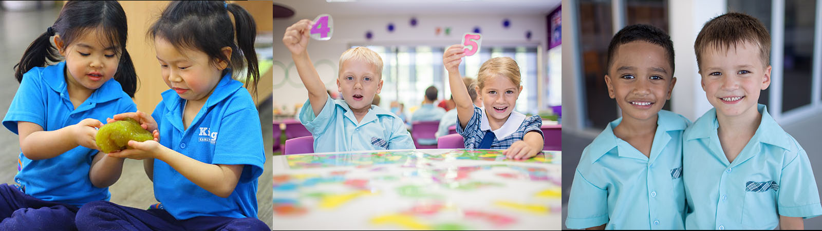 Early Learning and Primary School at King's Christian College